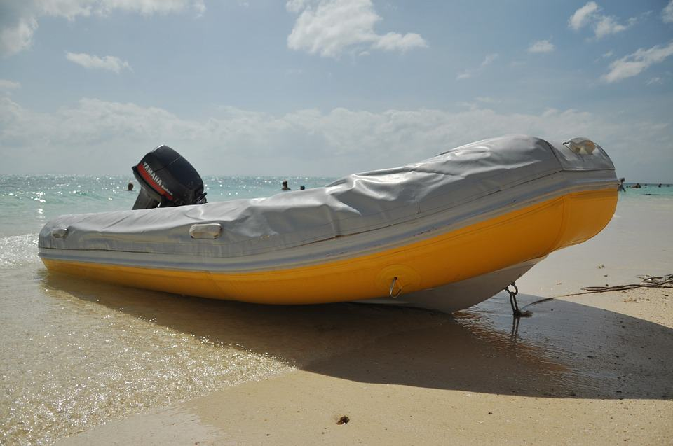 The Infamous Inflatable Boat
