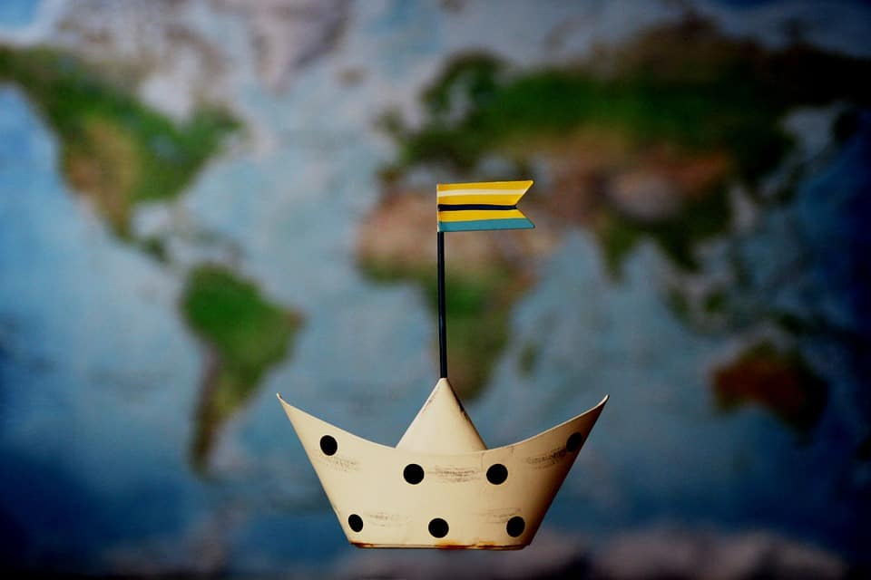 Conquer The World By World Sailing