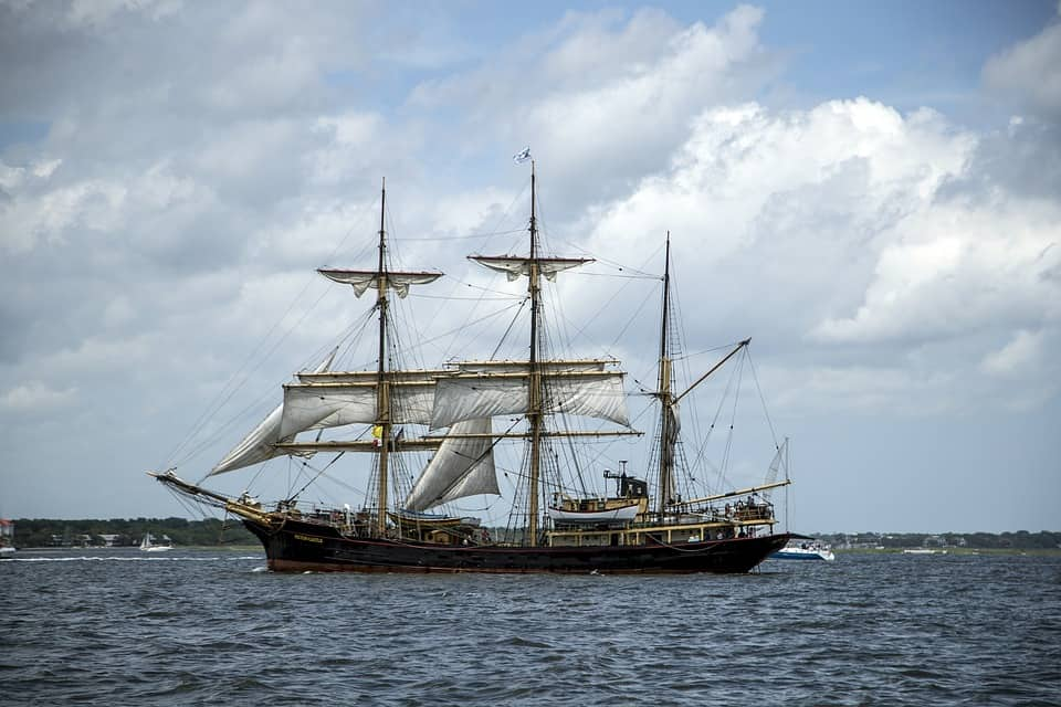All Aboard The Tall Ships!