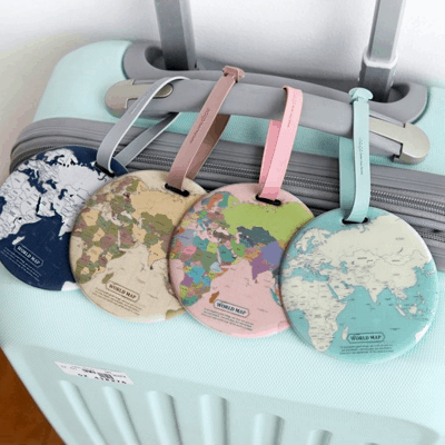 Luggage Tags: Benefits And Uses